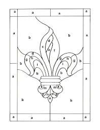 Image result for free simple stained glass patterns
