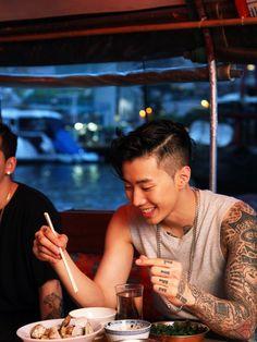 Jay Park #futurehusband