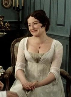 """I am determined not to be married, especially now that gentlemen have suddenly decided to make up to me solely because I have acquired a large dowry."" This pic - Jennifer Ehle as Elizabeth Bennet. Regency Dress, Regency Era, Elizabeth Bennett, Jane Austen Novels, Egyptian Women, Favorite Movie Quotes, Best Dramas, Beautiful Costumes, Pride And Prejudice"