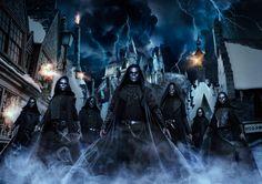 Bahaya! Pelahap Maut (Death Eaters) akan menginvasi Harry Potter di Universal Studios Jepang