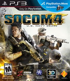 Socom was originally for the Playstation 2 consol, this is the newer version for the PS3.   This is just another Military game based of the U.S military, people around the world can act as a member of the American army, being the police of the world even in media and entertainment.