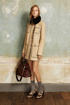 Mulberry, pre-autumn/winter 2015 fashion collection