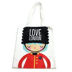 #LOVELONDON Lilibet tote from Momiji