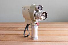 Vintage 8mm Minolta Film Camera: