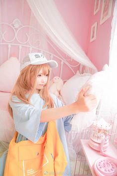 はたらく細胞 血小板 Anime Cosplay Girls, Kawaii Cosplay, 3d Girl, Cool Girl, Pretty Girls, Cute Girls, Best Cosplay, Awesome Cosplay, People Dress