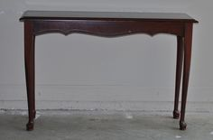 console table makeover - Google Search