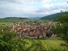 "Model of Sophie's town - ""Howl's Moving Castle"" - Colmar france  #Ghibli #Travel"