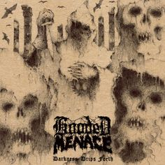 Hooded Menace: Streaming New Song 'Elysium Of Dripping Death' | http://metalinvader.net/hooded-menace-streaming-new-song-elysium-of-dripping-death/