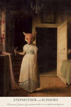 (Stepmother with Scissors | Stephen Mackey)