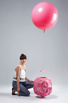 The colourful, airborne art of Adelaide sculptor Amy Joy Watson - Vogue Living