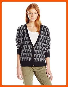 Roxy Juniors Suns in Our Mind Sweater, True Black, X-Large - All about women (*Amazon Partner-Link)