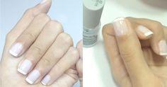 La forma más fácil de hacer uñas francesas paso a paso