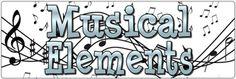Musical Elements Banner
