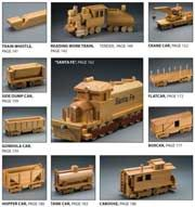 Wooden Toy Train Plans on Pinterest | Toy Trains, Wooden Toys and ...