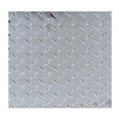 M-D Building Products 1 ft. x 1 ft. Diamond Tred Aluminum Sheet - Heavy - The Home Depot Aluminum Sheet Metal, Aluminium Sheet, Radiator Heater, Window Security, Sheet Metal Fabrication, Stainless Steel Sheet, Expanded Metal, Home Gym Design, Metal Tins