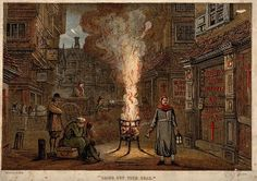 The Chilling Plague Pits of 17th Century London