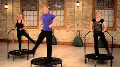 Cellercise® Rebounder - Calisthenics: Waist and Hips Exercise Wall Workout, Hip Workout, Workouts, Wall Exercise, Rebounder Workout, Workout Exercises, Dance Workout Videos, Exercise Videos, Lower Back Exercises