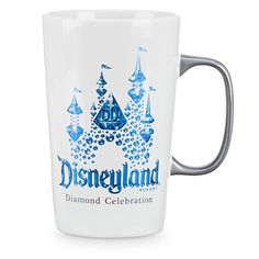 Disneyland Diamond Celebration Mug by Starbucks