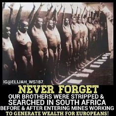 Please Check This Scenario Wake Up Now .We're The Only Hope Of Our Ancestors