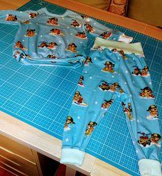 #Schlafanzug für meinen kleinen Enkel
