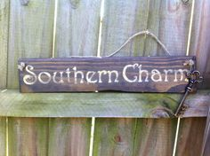 Southern Charm!  See to it that it never dies.