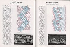 Cook, B. - Introduction to bobbins laces patterns tonder mb - lini diaz - Веб-альбомы Picasa