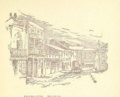 Romsey Town Image taken from page 15 of 'A Short History of Romsey. Charities and industries. The Abbey ... Edited by F. G. Walker. [Illustrated.]'