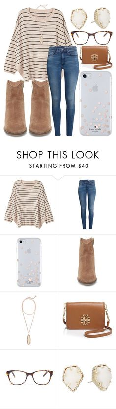 """Black Friday "" by jadenriley21 ❤ liked on Polyvore featuring MANGO, H&M, Kate Spade, Steve Madden, Kendra Scott, Tory Burch and Prism"