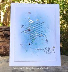 August 'Seeing Stars' Card Kit