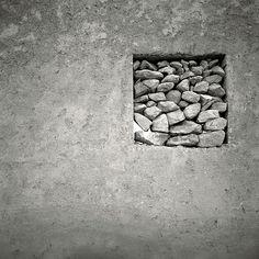 Grey Grey Grey! village window