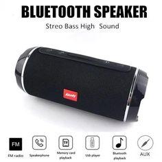Premium Audio In & Outdoor Quality Sound Music Player 100% Original Wireless Bluetooth Pairing