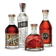 Our new rum packaging for Bacardi.