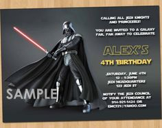 Carte Invitation Anniversaire Star Wars Gratuite A Imprimer Coleteremelly Blog