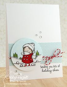 There She Goes Clear Stamps: November 2012