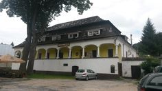 Cičmany vidiecky kaštiel Central Europe, Bratislava, Czech Republic, Homeland, Hungary, Castles, Mansions, Landscape, House Styles