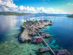 Togean island, Sulawesi, Indonesia  Photo by: Deni  IG: @denimmmm_  #beautifulindonesia #amazingisland #tourtheplanet #travelpics