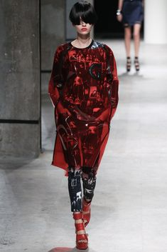 Undercover Spring 2014 Ready-to-Wear Collection - Vogue