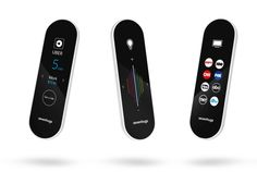 Smart Remote   The first remote for everything  Just Point, It Adapts. Like Magic.