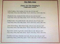 Bible Fun For Kids: Tiny Baby Jesus Flip Chart, Song & More for Preschool