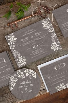 40+ Best Wedding Invitation PSD Templates - DesignMaz