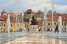 Eger, Dobó István tér. Hungary. Foto: Szinok Gábor‎ Cool Places To Visit, Places To Travel, Heart Of Europe, Danube River, Central Europe, Eastern Europe, Slovenia, Czech Republic, Croatia