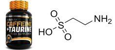 Taurina conocido también para actuar como un antioxidante y tambien ayuda a potenciar a otros suplementos deportivos cuando se utilizan conjuntamente