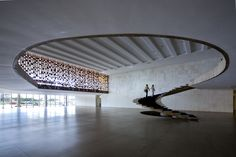The Itamaraty Palace, Brasília