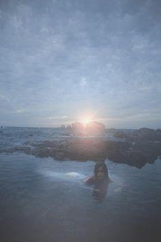 rookiemag:    Sirens' Song    Mermaid vibez all day long.  A photo set by María Fernanda.