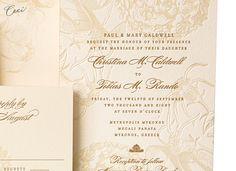 Guinevere - Details - Wedding Invitations - Ceci Ready-to-Order Collection - Ceci Wedding - Ceci New York