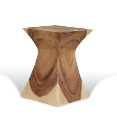 designer-stuhl-holz-interessante-form-innovativ   stuhl, Wohnzimmer dekoo