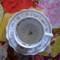 Taza de Té astrológica