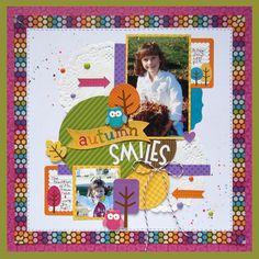 ChristineMeyer78's Gallery: Autumn Smiles