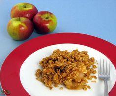 SOSCuisine: Cinnamon Apple Crisp Canadian Dish
