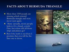 fact on Bermuda Crystal Pyramid Bermuda, Bermuda Triangle Facts, Unexplained Mysteries, Mysterious Places, Cute Birds, Psychology Facts, Paranormal, Time Travel, Trivia